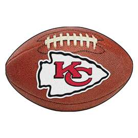 NFL - Kansas City Chiefs Football Mat Ball Mats