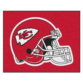 NFL - Kansas City Chiefs Tailgater Mat Rectangular Mats