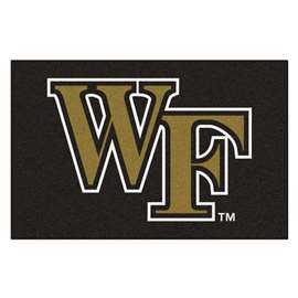 Wake Forest University Starter Mat Rectangular Mats