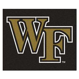 Wake Forest University  Tailgater Mat Rug, Carpet, Mats