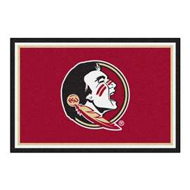 Florida State University  5x8 Rug Rug Carpet Mats