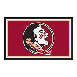 Florida State University  4x6 Rug Rug Carpet Mats