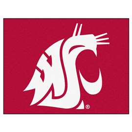 Washington State University  All Star Mat Rug Carpet Mats