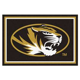 University of Missouri  5x8 Rug Rug Carpet Mats