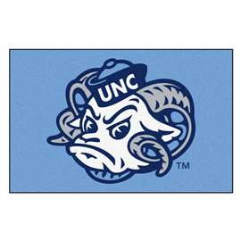 University of North Carolina - Chapel Hill 4x6 Rug Plush Rugs