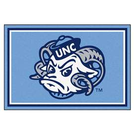 University of North Carolina - Chapel Hill 5x8 Rug Plush Rugs