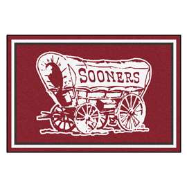 University of Oklahoma  5x8 Rug Rug Carpet Mats