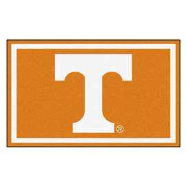 University of Tennessee 4x6 Rug Plush Rugs