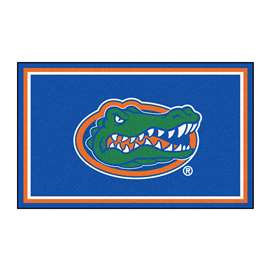 University of Florida 4x6 Rug Plush Rugs