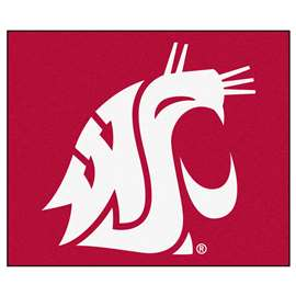 Washington State University Tailgater Mat Rectangular Mats