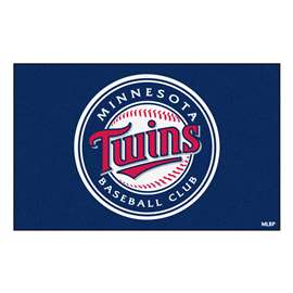 MLB - Minnesota Twins Ulti-Mat Rectangular Mats