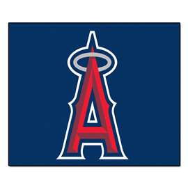 MLB - Los Angeles Angels Tailgater Rug 5'x6'  Tailgater Mat