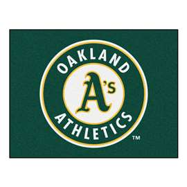 "MLB - Oakland Athletics All-Star Mat 33.75""x42.5""  All Star Mat"