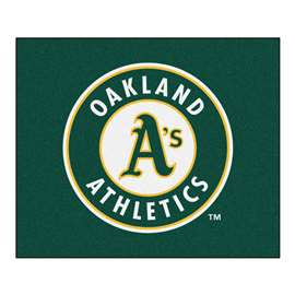 MLB - Oakland Athletics Tailgater Mat Rectangular Mats