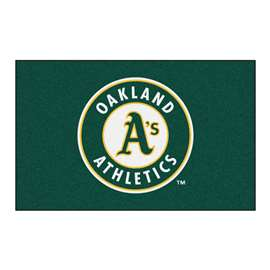 MLB - Oakland Athletics Ulti-Mat Rectangular Mats