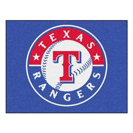 MLB - Texas Rangers All-Star Mat Rectangular Mats