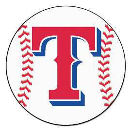 MLB - Texas Rangers Baseball Mat Ball Mats
