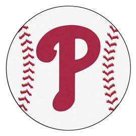 MLB - Philadelphia Phillies Baseball Mat Ball Mats