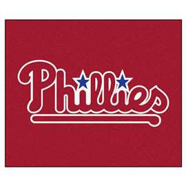 MLB - Philadelphia Phillies Tailgater Mat Rectangular Mats
