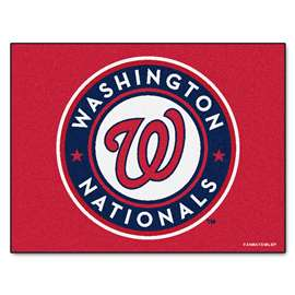 "MLB - Washington Nationals All-Star Mat 33.75""x42.5""  All Star Mat"