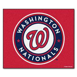 MLB - Washington Nationals Tailgater Rug 5'x6'  Tailgater Mat