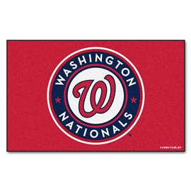 MLB - Washington Nationals Ulti-Mat Rectangular Mats
