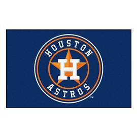MLB - Houston Astros Ulti-Mat Rectangular Mats