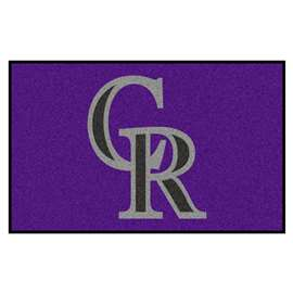 MLB - Colorado Rockies Ulti-Mat 5'x8'  Ulti-Mat