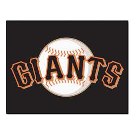 MLB - San Francisco Giants All-Star Mat Rectangular Mats