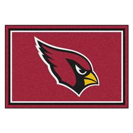 NFL - Arizona Cardinals 5x8 Rug Plush Rugs