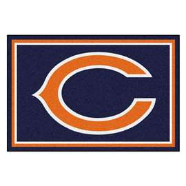 NFL - Chicago Bears 5x8 Rug Plush Rugs