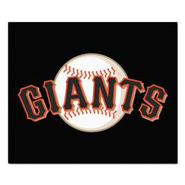 MLB - San Francisco Giants Tailgater Mat Rectangular Mats