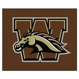Western Michigan University Tailgater Mat Rectangular Mats