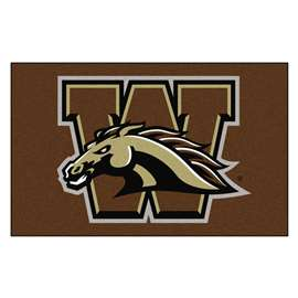 Western Michigan University Ulti-Mat Rectangular Mats