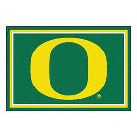 University of Oregon  5x8 Rug Rug Carpet Mats