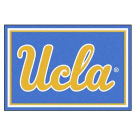 University of California - Los Angeles (UCLA)  5x8 Rug Rug Carpet Mats