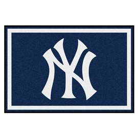 MLB - New York Yankees 5'x8' Rug  5x8 Rug