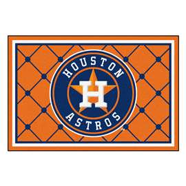 MLB - Houston Astros 5x8 Rug Plush Rugs