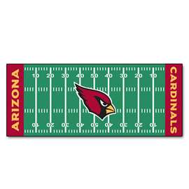 NFL - Arizona Cardinals Football Field Runner Runner Mats