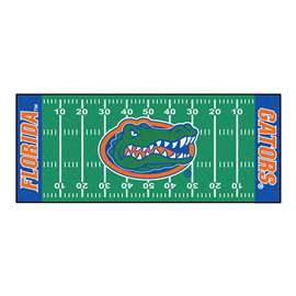 University of Florida  Football Field Runner Mat Rug Carpet