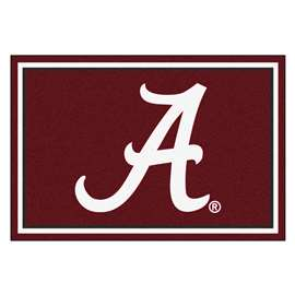 University of Alabama  5x8 Rug Rug Carpet Mats
