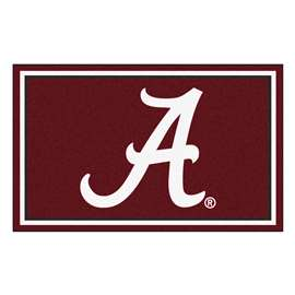 University of Alabama  4x6 Rug Rug Carpet Mats