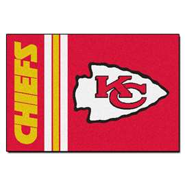 NFL - Kansas City Chiefs Starter Mat Rectangular Mats