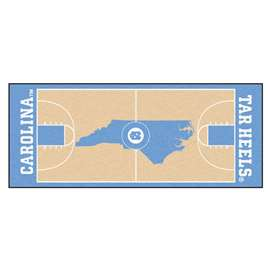 University of North Carolina - Chapel Hill  NCAA Basketball Runner Mat, Carpet, Rug