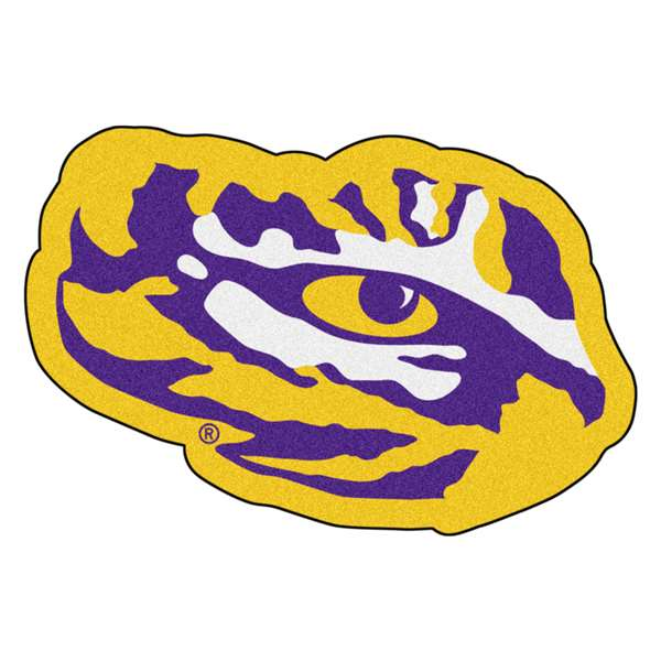 Louisiana State University  Mascot Mat Mat, Rug Carpet
