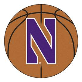 Northwestern University  Basketball Mat Rug Carpet Mats
