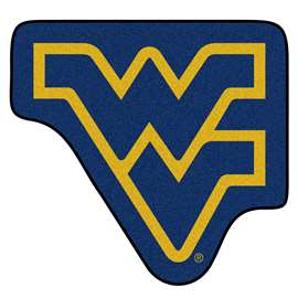 West Virginia University  Mascot Mat Mat, Rug Carpet