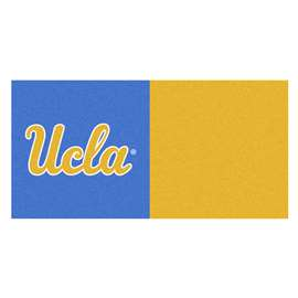 University of California - Los Angeles (UCLA)  Team Carpet Tiles Rug, Carpet, Mats