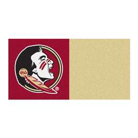 Florida State University  Team Carpet Tiles Rug, Carpet, Mats
