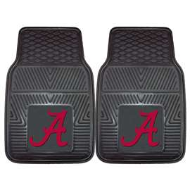 University of Alabama  2-pc Vinyl Car Mat Set